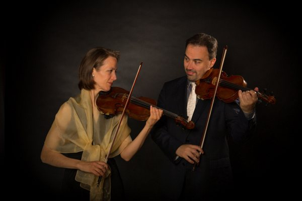 Spohr Violin Duo